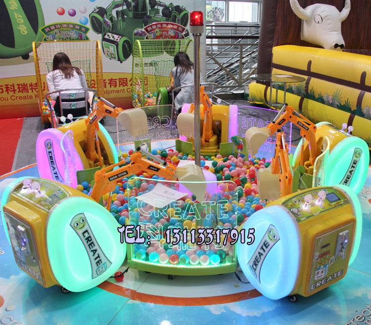 水果特工队(儿童版)游戏机_儿童游艺设备 室内室外 式